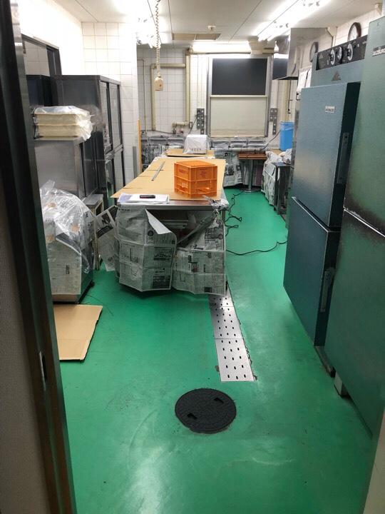 空調機器交換工事完工!