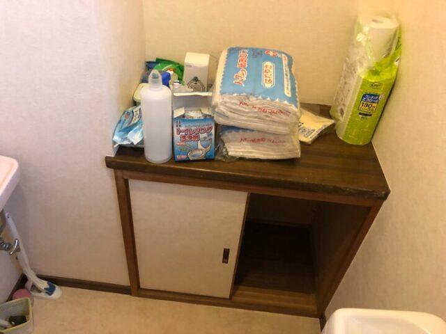 トイレ改修工事完工!