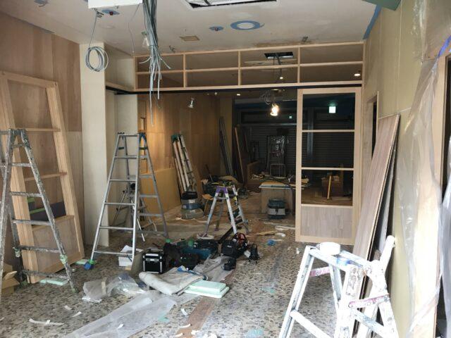 家具.・建具工事