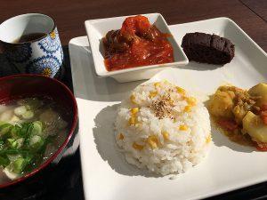すみれ暮らしの学校~薬膳料理教室~レポート