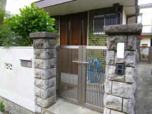 ①玄関ドア・サッシ取替