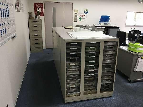 事務所改装工事