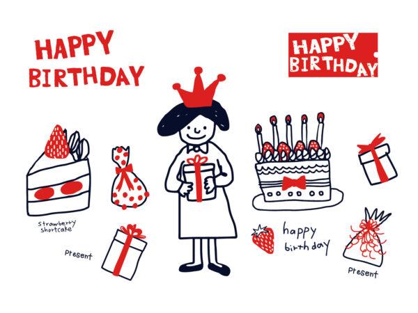 姪っ子の誕生日